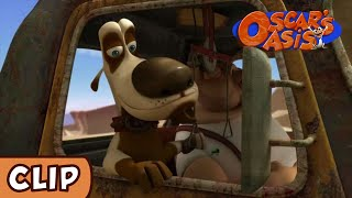 Oscar's Oasis - Getting Towed | HQ | Funny Cartoons