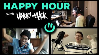 Making Dreams Come True - Happy Hour with Harry Mack Episode 1