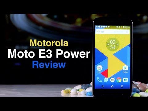 Moto E3 Power Review  Digitin