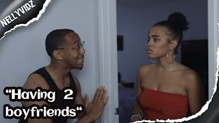 Having 2 boyfriends
