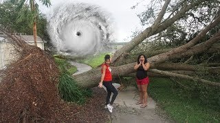HURRICANE IRMA DESTROYED OUR NEIGHBORHOOD!!!! THE AFTERMATH OF A DEADLY HURRICANE