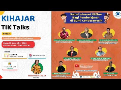 TV Edukasi: Solusi Internet Offline Bagi Pembelajaran di Bumi Cendrawasih