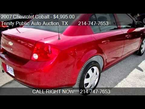 2007 Chevrolet Cobalt  - for sale in Dallas, TX 75208