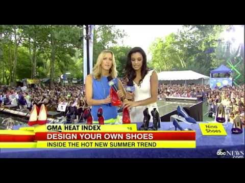 Shoes of Prey on Good Morning America!!