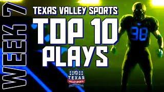 TVS TOP 10 PLAYS - WEEK 7