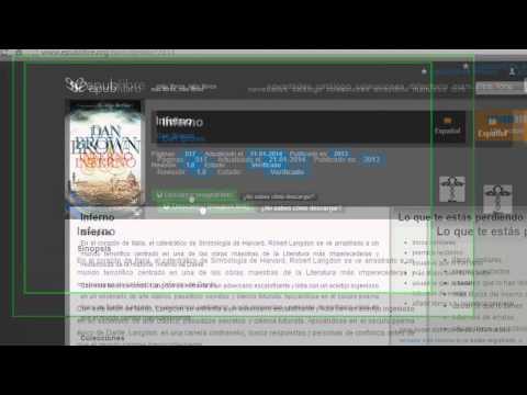 TUTORIAL descargar libros EPUB GRATIS