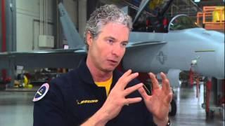 F-18 vs F-35