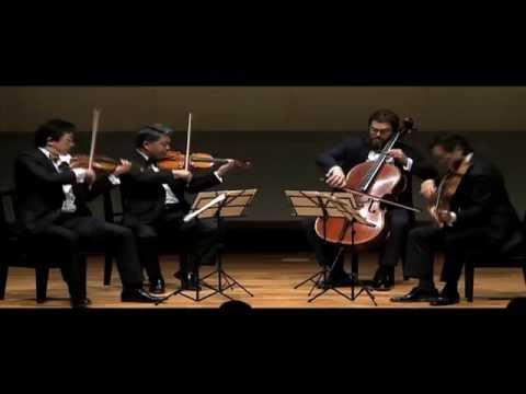 Shanghai Quartet -- 2016 Festival Artist Spotlight