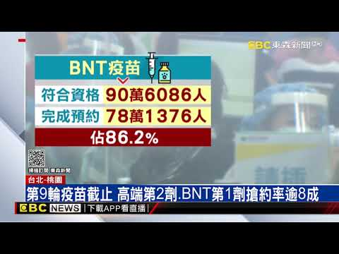 BNT接種首日!桃園男高中生暈針 倒地撞傷頭送醫 @東森新聞 CH51