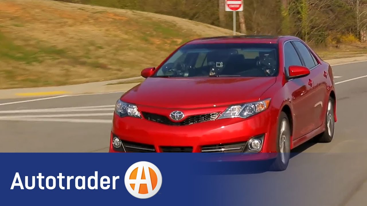Autotrader Used Cars >> 2013 Toyota Camry - Sedan | Totally Tested Review ...