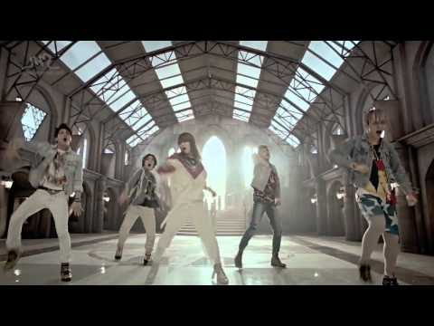 SHINee Sherlock fast forward dance version (fixed pitch)