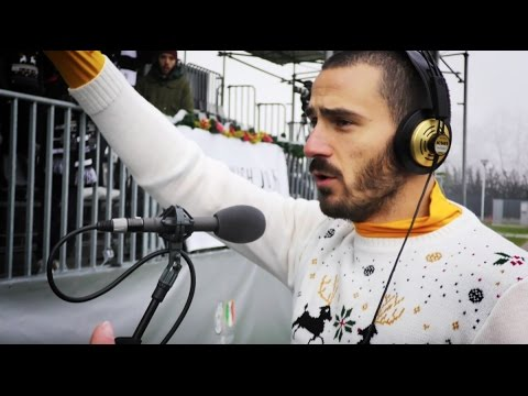 Behind the Scenes: Juventus' Christmas Song 2016 - #WeWishJU a Merry Christmas