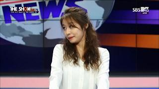 [FHD] 170214 SBS MTV The Show News Part 1 (Jiyeon)