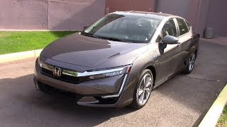 2018 Honda Clarity: A Plug-in Hybrid Done Right
