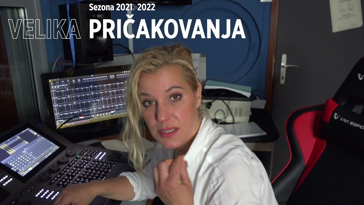Velika pričakovanja | Karin Komljanec #teaser