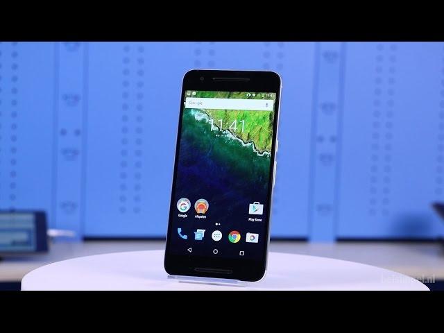 Belsimpel.nl-productvideo voor de Huawei Nexus 6P 32GB Silver