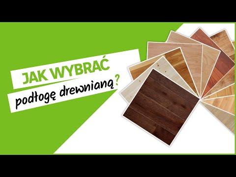 Jak wybrać podłogę drewnianą?