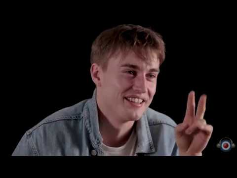 Interview with Sam Fender @ The Live4ever Media Lounge