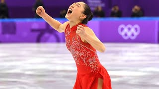 Mirai Nagasu first American woman to land triple axel at an Olympics