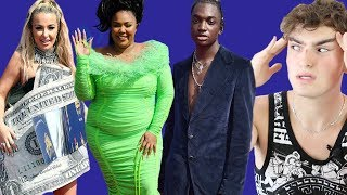 MTV AWARDS 2019 ROAST (more tana more problems + rickey thompson delivers)