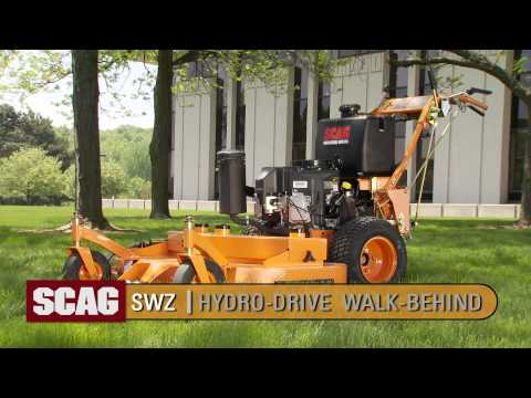 Scag Power Equipment - Walk Behind Mowers.