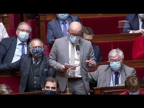 M. Jean-Jacques Ferrara - Campagne de vaccination contre le covid-19