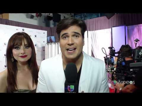 Los amores de Ana Brenda y Daniel Arenas