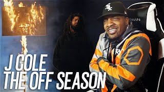 THIS IS ALBUM OF THE YEAR! | J. Cole -  The Off-Season (ALBUM REVIEW)