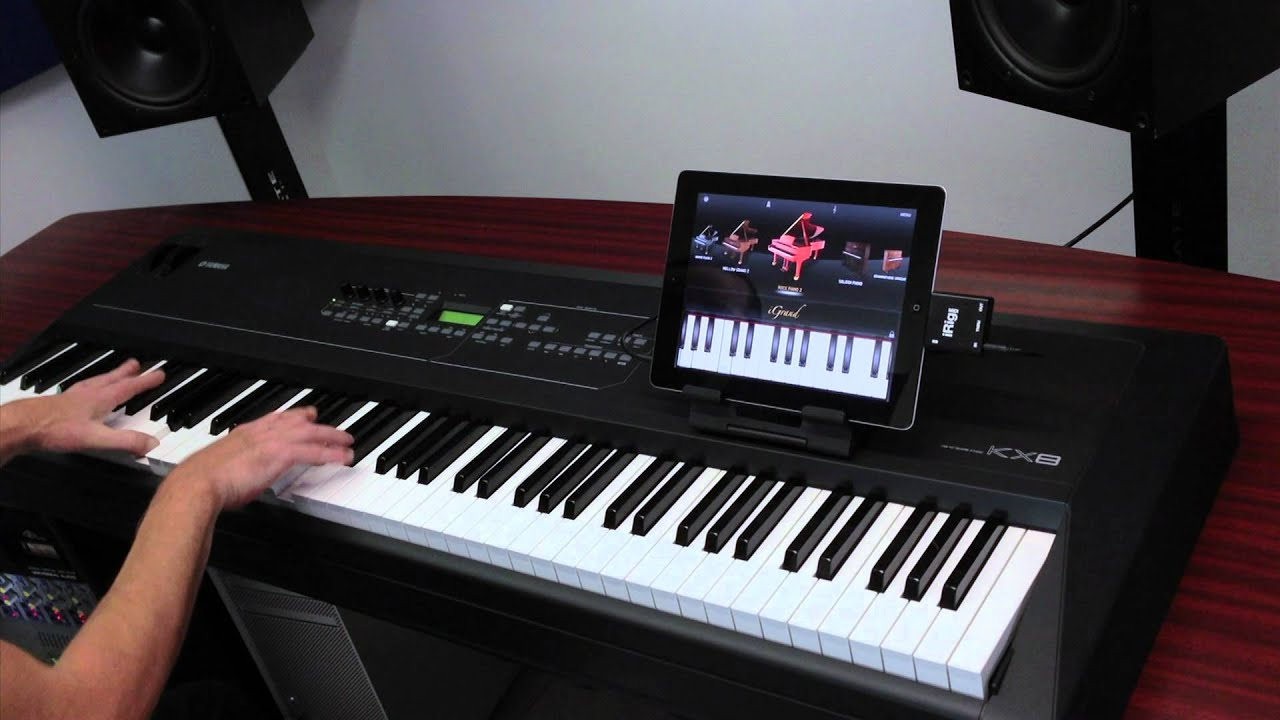 Igrand Piano For Ipad The Concert Quality Piano App For