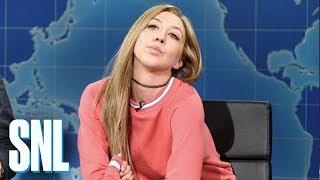 Weekend Update: Bailey Gismert on Fall 2019 Movies - SNL