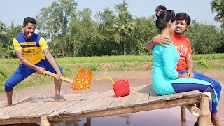 Must Watch New Funniest Comedy video 2021 amazing comedy video 2021 Episode 131 By Busy Fun Ltd
