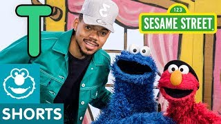 Sesame Street: T is for Theater with Chance the Rapper