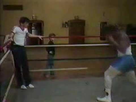 Szybkość Mike'a Tysona
