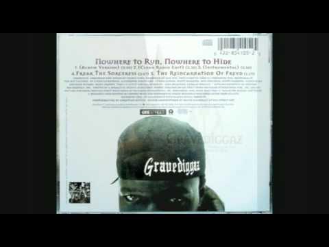 Gravediggaz-Nowhere To Run, Nowhere To Hide Instrumental