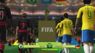 /2014 fifa world cup brazil brazil vs germany hd full gameplay
