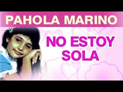 Pahola Marino - No Estoy Sola (musica)