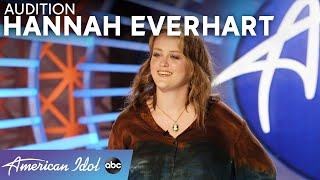 Is Hannah Everhart The Country Version Of Katy Perry?  - American Idol 2021