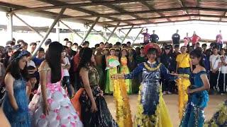 Thời trang tái chế 12D-K21 Thpt Phước Bình 2017