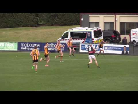 Round 16 Development Highlights: Box Hill vs Werribee