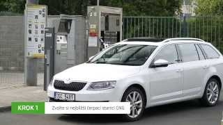 Skoda Octavia G-Tec – Vidéo de présentation