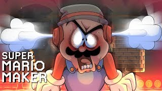 REST IN PEACE TO MY BLOOD PRESSURE!! [SUPER MARIO MAKER] [#157]