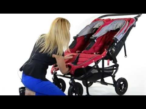 How to install a car seat adapter on a City Mini GT double stroller