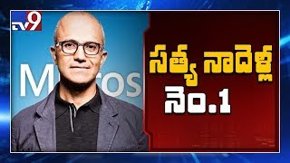 Microsoft CEO Satya Nadella tops Fortune's Businessperson ..