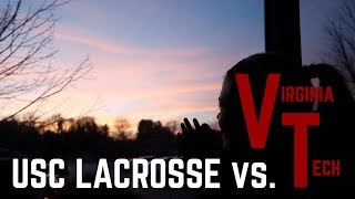 FIRST GAME | USC Lacrosse