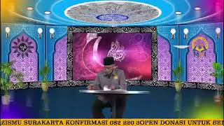 Pengajian Muhammadiyah Solo Pebruari 2021 Bersma Prof. Muhammad Da'i MSi Apt