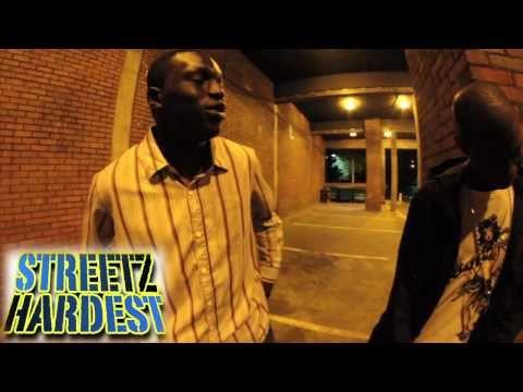 StreetzHardest TV- JOE BLACK// SQUEEKZ EXCLUSIVE Freestyle 011