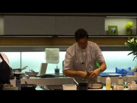 Lussmanns Restaurants - Andrei Lussmann cooks for charity