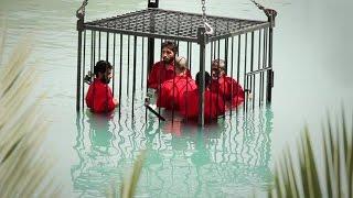 3 إعدامات بطرق بشعة جديدة نفذها تنظيم داعش !!