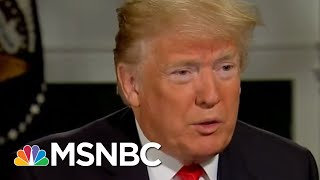 President Donald Trump Pushes GOP Candidates Ahead Of Midterms | Velshi & Ruhle | MSNBC