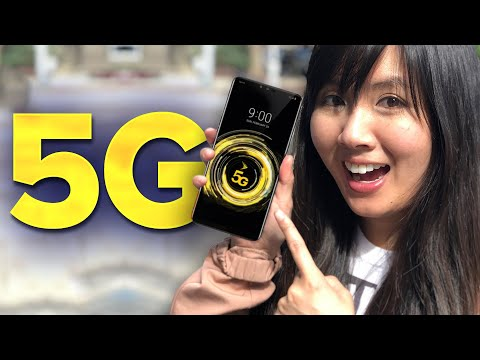 Testing Sprint's 5G network on the highway
